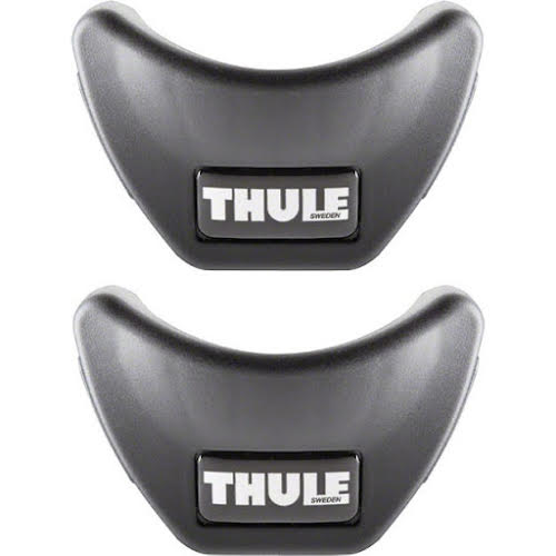 Thule TC2 Wheel Tray End Caps: Pair