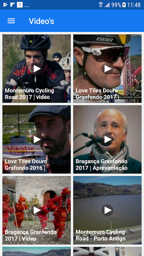 Porto Granfondo- screenshot