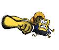Spongebob x Onepiece Crossover
