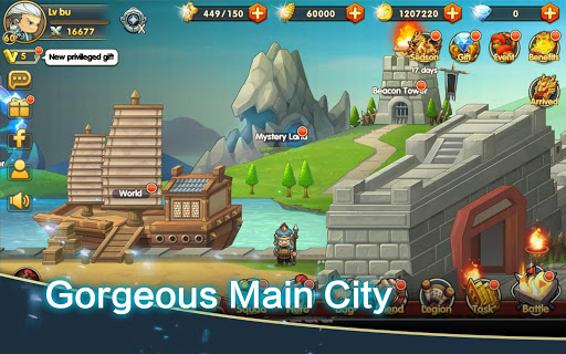 Three Kingdoms: Global War 1.2.8 screenshots 20