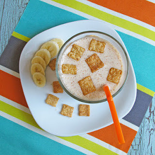 Cinna-Crunch Power Smoothie