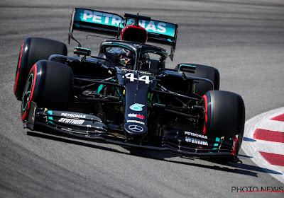 Polepositie in Spa-Francorchamps voor Lewis Hamilton, Ferrari stelt teleur