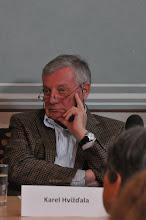 Photo: Karel Hvížďala, novinář a esejista