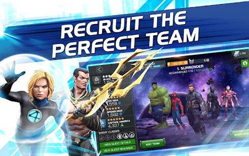 MARVEL Contest of Champions MOD Apk (God Mode) 1
