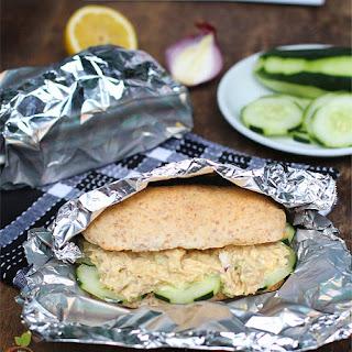 Hot Tuna Cheese Sandwich