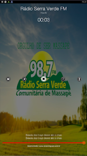 Radio Serra Verde FM- screenshot thumbnail