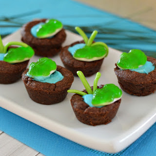 Chocolate Cookie Cups