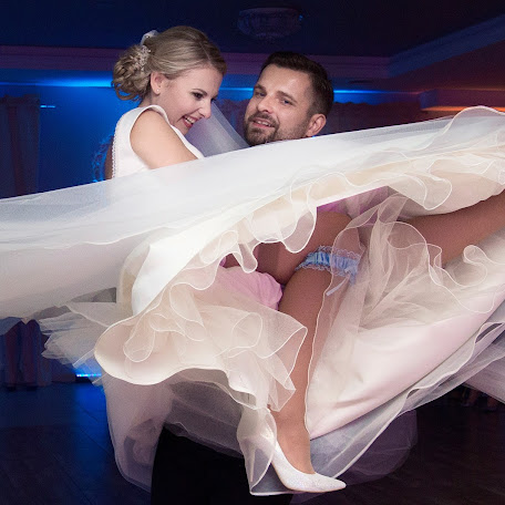 Wedding photographer Mariusz Morański (mariusz). Photo of 13.11.2017