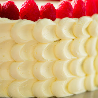 French Buttercream Frosting.