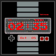 Retrocon - Watch Face