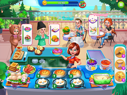Food Diary: Cooking City & Restaurant Games 2020 filehippodl screenshot 14