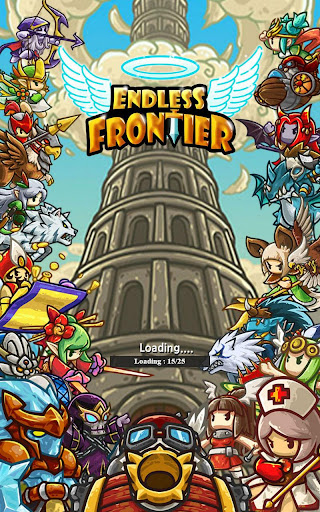 Endless Frontier Saga 2 - Online Idle RPG Game 2.3.6 screenshots 7