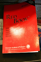 Photo: American Academy of Pediatrics- RED BOOK in Barnes & Nobles Bookstore S. Broadway Ave. - Read The Pain Behavior of Babies & Toddlers while being Vaccinated is Reduced with Holding, Skin Contact Breast Feeding, Reassurance, Sucrose Solutions, Rubbing The Site BEFORE & Topical Anesthetics- To Give The Child a IMMUNOLOGICAL MEMORY To PREVENT Infectious DX!!  UT-Tyler ID  Richard Wallace Round TreeStump & Peter (Horse is Already Out of The BARN!!)  Barnes with NO MD Degree Behind The Name.  No White Coats, No Grenal Braids Sacked and Quacked - Dry -Docked and Executed- Cousin Maude Chief Pediatric Resident -Jacksonville, FL  Member of AAP -The ABPM recommends the AAP RED BOOK for Guided Study for Board-Certification -