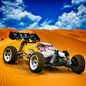 Buggy Beach Monsters Race