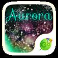 Aurora GO Keyboard Theme