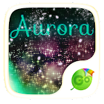 Aurora GO Keyboard Theme 3.87 Apk