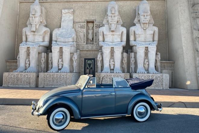 1954 vw convertible Hire CA