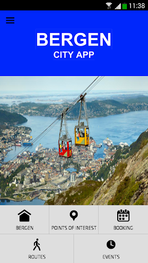 Bergen - City Guide