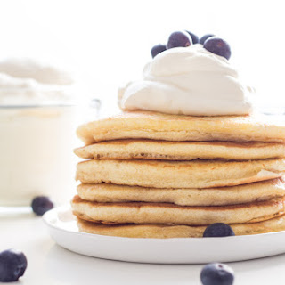 10 best fluffy pancakes without baking powder recipes extra fluffy pancakes ccuart Gallery