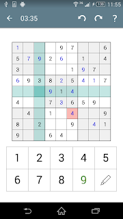 Sudoku screenshot 05