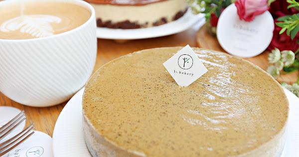 母親節吃甜甜 1%bakery新品蛋糕xKALM歐式花束一起帶回家
