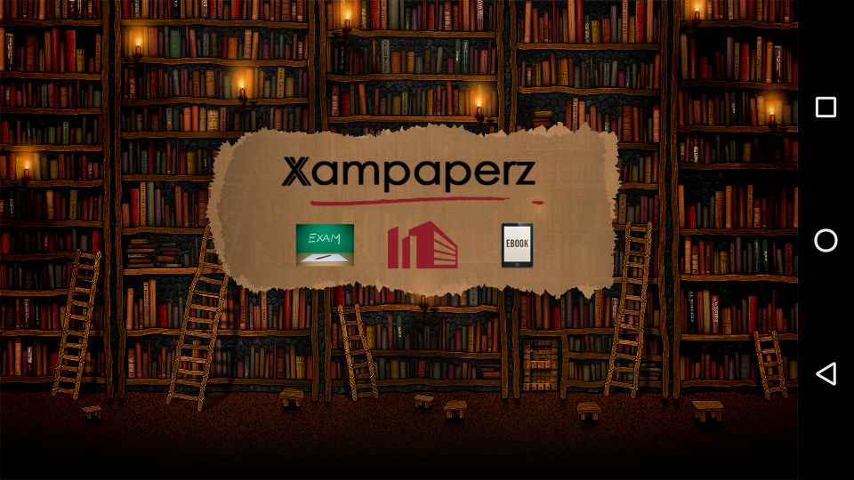 Xampaperz- screenshot