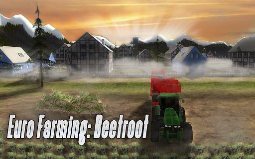 Euro Farm Simulator: Beetroot 1.3 screenshots 1