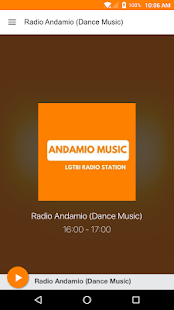 Radio Andamio (Dance Music)- screenshot thumbnail