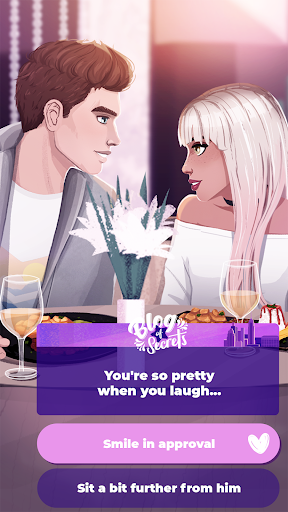 Love Story Games: Blog of Secrets 1.0 screenshots 1