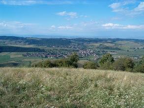 Photo: Hangonyi látkép (háttérben az Alacsony Tátra)