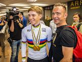 Patrick Evenepoel gaat niet meer fietsen met zoon Remco