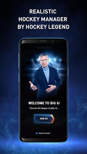 Big6 Hockey Manager apkmr screenshots 1
