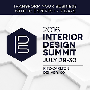 2016 Interior Design Summit Gratis