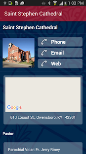 Diocese of Owensboro- screenshot thumbnail