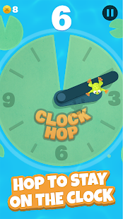 Clock Hop - náhled
