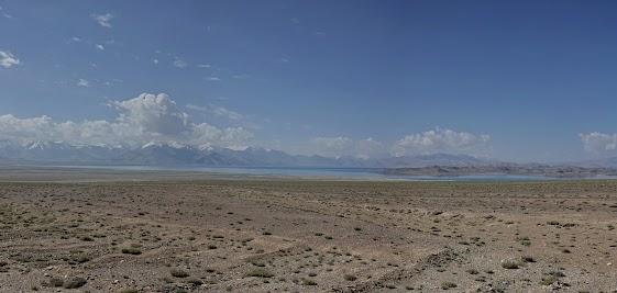 Ein letzter Blick zurück zum Karakul.