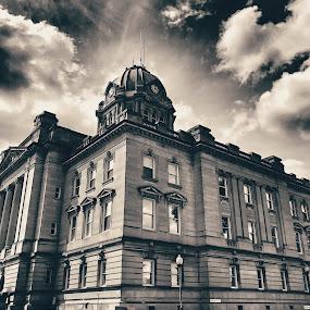 by Sean Michael - Buildings & Architecture Public & Historical
