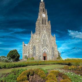 Catedral de Pedra by Marcos Lamas - Buildings & Architecture Public & Historical ( brazil, d700, sul, igrejas, nikon )
