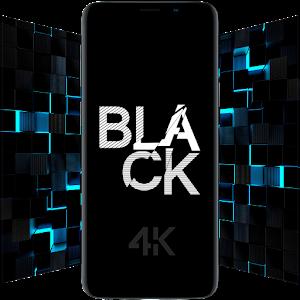 Download 61 Pitch Black Wallpaper Zedge HD Paling Keren