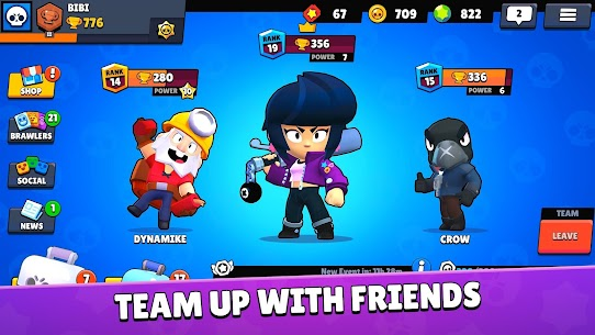 Brawl Stars Mod Apk 27.540 [Private Server + Unlimited Money] 3