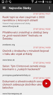 Snímka obrazovky