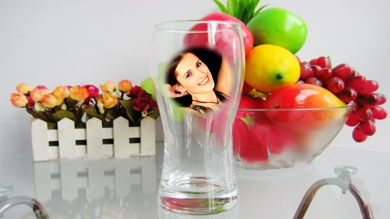 Champagne Glasses Photo Frame : Wine glass Photo Frame Montage - Android Apps on Google Play