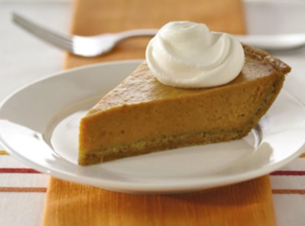 Homemade Pumpkin Pie... Recipe