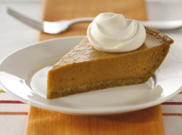 Homemade Pumpkin Pie... Recipe