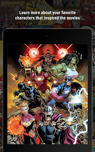 Marvel Unlimited screenshot 10