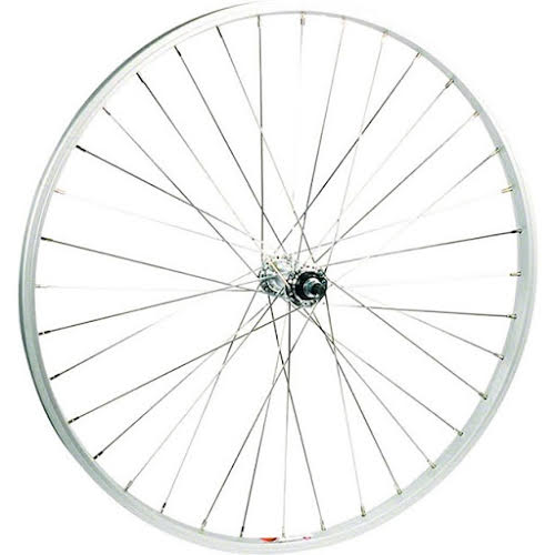 Sta-Tru Rear Wheel 650B/584x21mm Quick Release Axle 5-8 Speed, Silver