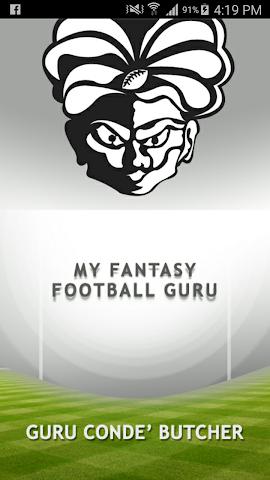 android My Fantasy Football Guru '15 Screenshot 0