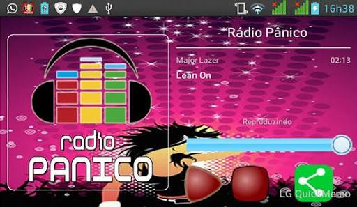 Rádio Pânico screenshot 4