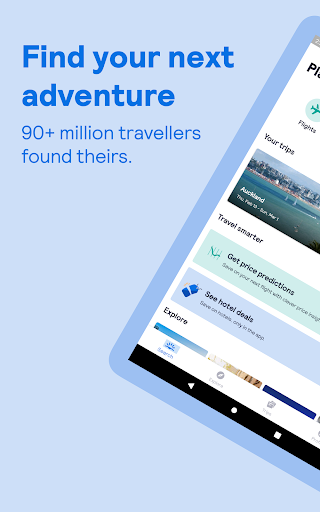 Skyscanner – cheap flights, hotels and car rental screenshot 9