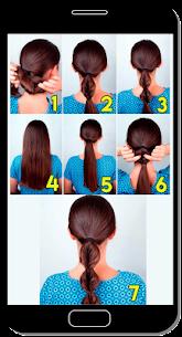 Pasos de peinados 5